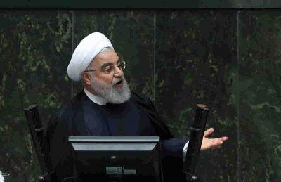 در آیین گشایش یازدهمین دوره مجلس؛ روحانی: استقلال قوا به معنای تنازع قوا نیست