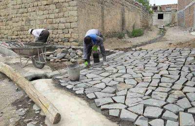 اجرای طرح هادی در ۴۰۰ روستای بالای ۲۰ خانوار ایلام