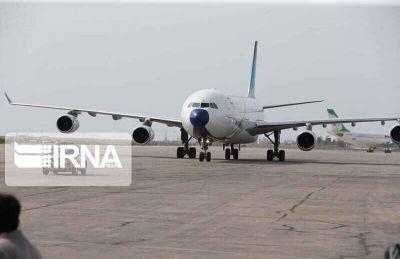 کرونا به شرکت های هواپیمایی فعال در ایلام ۵۰ درصد خسارت وارد کرد