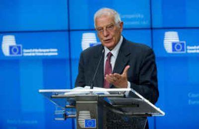 بورل: آمریکا تهدید همکاران تجاری ایران را متوقف کند
