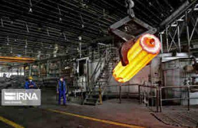پارسال ۸۰ هزار تن فولاد در مجتمع صنعتی اسفراین تولید شد
