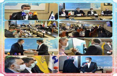 حجتاله صیدی در نشست خبری نخستین نمایشگاه مجازی کتاب تهران خبر داد: طرح «طراوت» بانک صادرات ایران در ایستگاه صنعت نشر