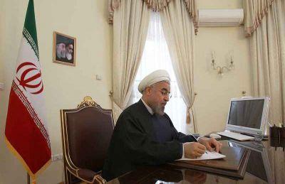 روحانی در پیامی به مناسبت روز جهانی معلولان: حمایت همهجانبه از افراد دارای معلولیت از اولویتهای دولت تدبیر و امید
