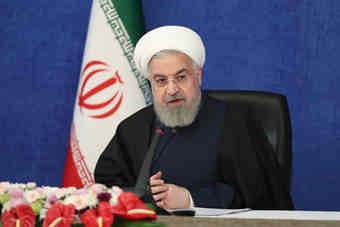 روحانی: واکسیناسیون از این هفته آغاز میشود