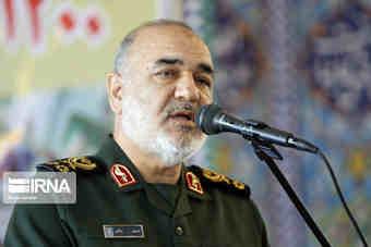 سردار سلامی: آزادراه غدیر محصول اراده ایرانی در جنگ اقتصادی است