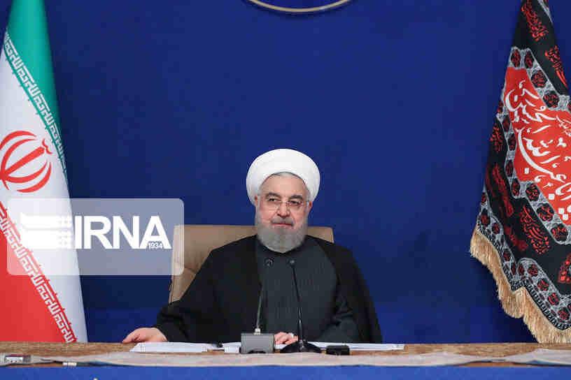 روحانی: دولت برای معادن طلا سرمایهگذاری ویژه انجام میدهد