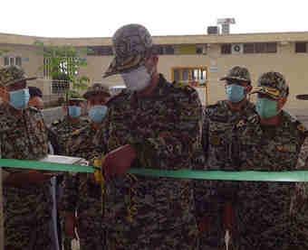 با حضور فرمانده نیروی پدافند هوایی ارتش صورت گرفت؛ افتتاح ستاد فرماندهی سایتهای هفت تیر و شهید مطهری منطقه پدافند هوایی