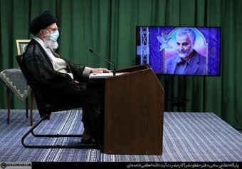 رهبر معظم انقلاب اسلامی در دیدار تصویری با تشکلهای دانشجویی: مشارکت بالا در انتخابات در درجه اول اهمیت است